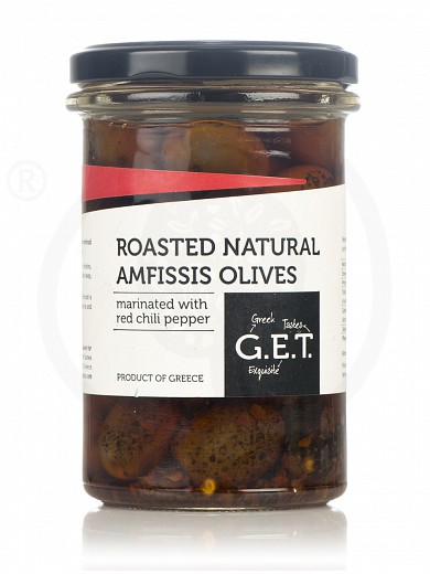 roasted-amfissa-olives-marinated-with-red-chili-pepper-from-lamia-get-300g